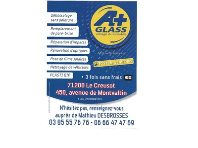 A PLUS GLASS LE CREUSOT